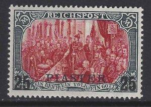 German Turkey 1900 SC 24B Mint SCV$ 290.00