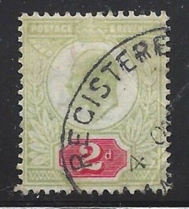 Great Britain #113 VF - A BEAUTY