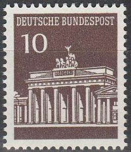 Germany #952  MNH  (S2534)