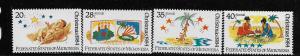 MICRONESIA,22,C7-C9,  MNH,CHRISTMAS '84