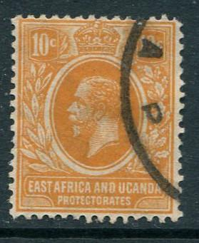 East Africa #43 Used - Penny Auction