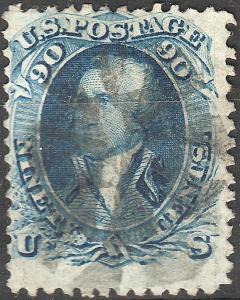 U.S. 72b Used F+ (51418)