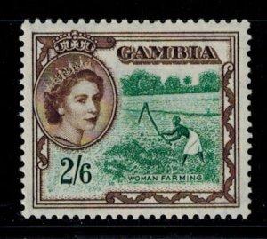 Gambia 163 MNH Superb bright