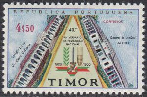 Timor 322 MNH - National Revolution