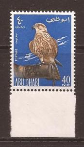 Abu Dhabi Scott #13 m/nh Stock #34695
