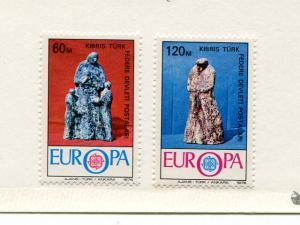 Turk. Cyprus  1976   Europa Mint VF NH