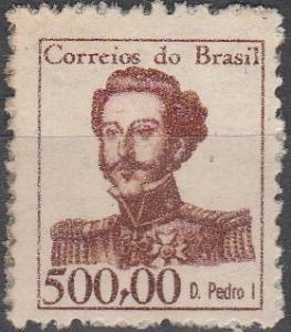 Brazil #992 Fine Unused CV $42.50 (SU3457)