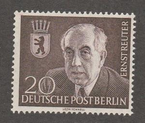 GERMANY #9NB104 MINT NEVER HINGED COMPLETE