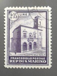 San Marino - 138 VF Used . Scott $ 42.50.
