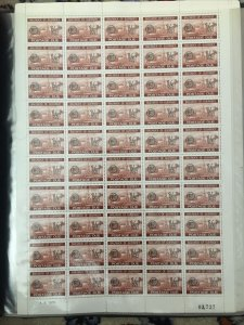 Discount Stamps,GB GUERNSEY 1977-80 #J18-29 D.CURRENCY POSTAGE DUE,MNH,10 Pages