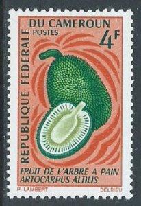 Cameroun, Sc #464, 4fr MH