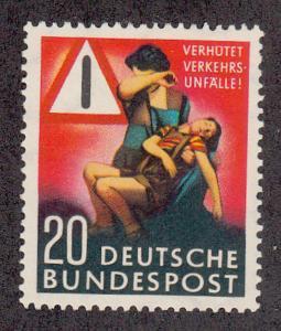 Germany - 1953 - SC 694 - LH