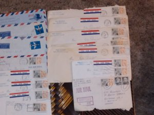Postage Stamp Collection USA  •  Selling All That You See In Bundle