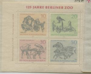 GERMANY BERLIN  9n275  MNH