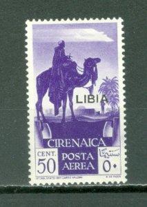 LIBYA AIR #C25...MINT...$16.00