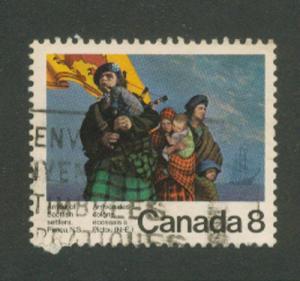 Canada SG 758  Used