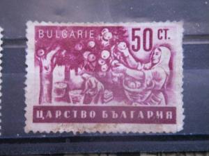 BULGARIA, 1941, used 50s, Farming, Scott 404