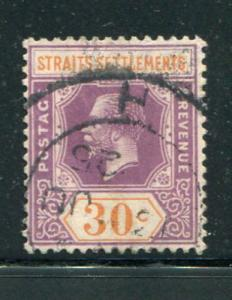 Straits Settlements #195 Used - Make Me An Offer