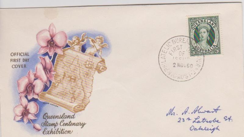 Australia SG337 Post Office Official First Day Cover