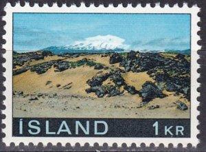Iceland #412  MNH  (SU8020)