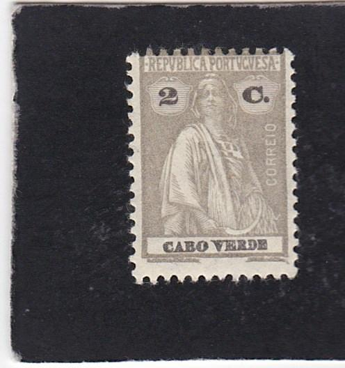 Cape Verde #150 unused