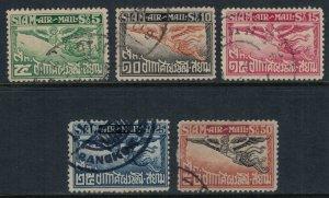 Thailand #C10-1  CV $12.40