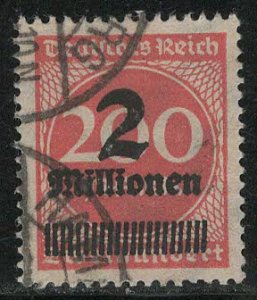 Germany Reich Scott # 269, used, exp h/s