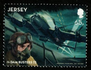 Jersey, The Dam Basters 75, Plane, 65 Penny (T-5965)