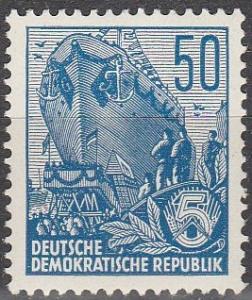 DDR #230 MNH F-VF CV $6.25 (SU6686)