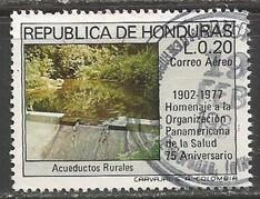 HONDURAS C631 VFU W203-4
