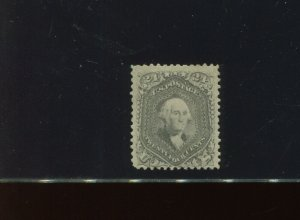 78b Washington Mint Stamp with PSE Cert (Stock 78  PSE A1)