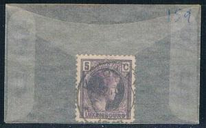 Luxembourg 159 Used Duchess Marie Adelaide 1926 (L0241)