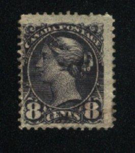 Canada 44   Mint F 1888-97   PD