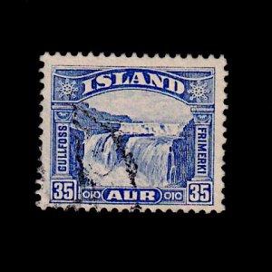 ICELAND 172 USED