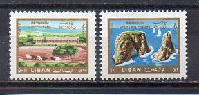 Lebanon 443-444 MH