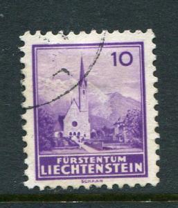 Liechtenstein #118 Used Accepting Best Offer