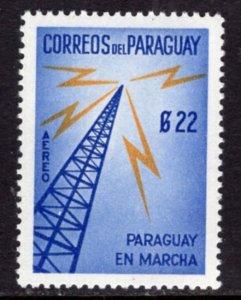 Paraguay C280 MNH VF