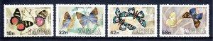 Zambia - Scott #220-223 - MNH - SCV $4.35