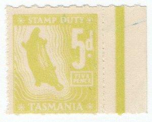 (I.B) Australia - Tasmania Revenue : Stamp Duty 5d