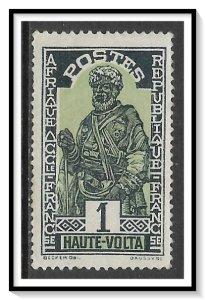 Upper Volta #43 Hausa Chief NG