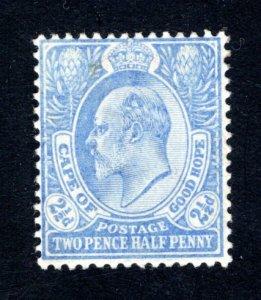 Cape of Good Hope Scott 66, F/VF, Unused, OG, CV $5.75 ..... 1190065