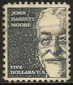 United States 1965 Scott# 1295 Used (crease)