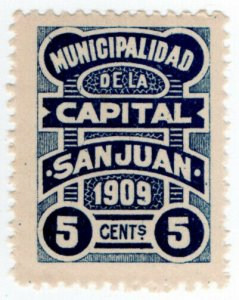 (I.B) Argentina Revenue : San Juan Local Tax 5c