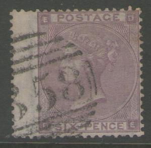 GB 1864 Queen Victoria SG 85 FU