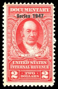 U.S. REV. DATED REDS R474  Mint (ID # 82575)