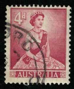 1959, Queen Elizabeth II - Photos from Baron Studio, Australia, 4D (T-9911)