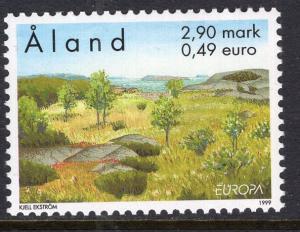 Aland 157 MNH VF