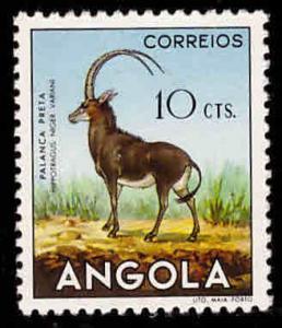 Angola  Scott 363 MNH** stamp from 1953 animal set