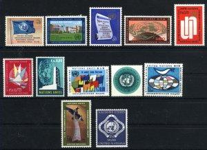 UN Geneva 2-14 Mint