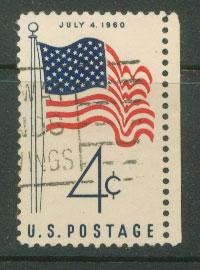 USA   SG  1152 FU  Right  Margin